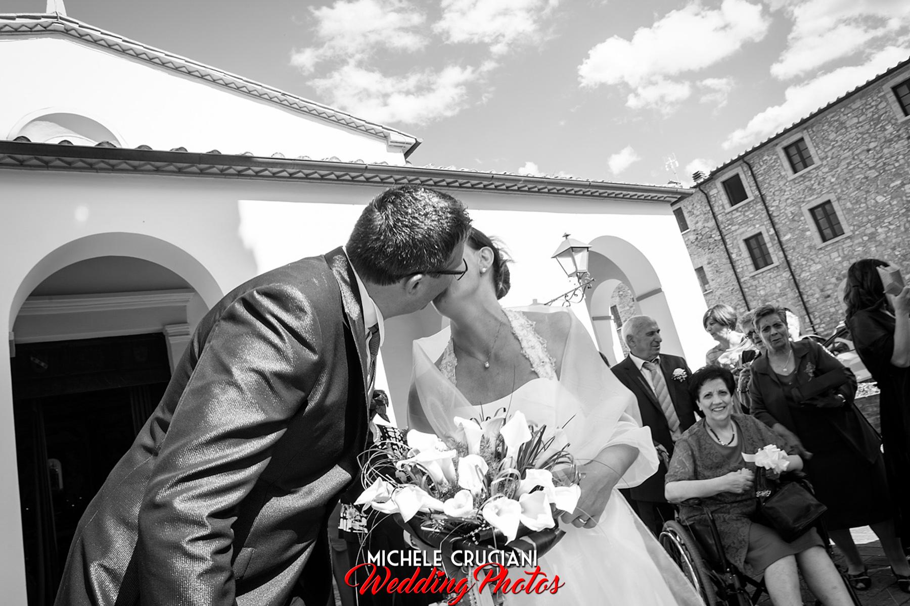 Roberta e Marco, matrimonio al Frassine.