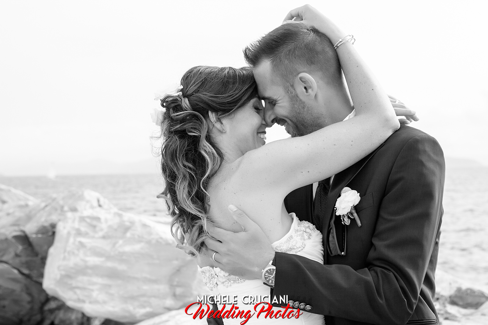Simona e Filippo, matrimonio a Piombino